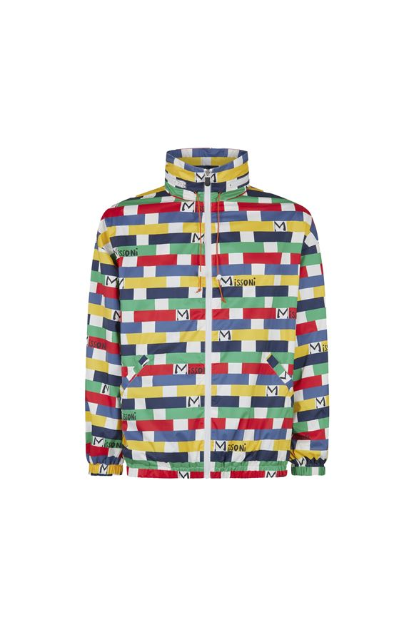 M MISSONI Jacket M x Save The Duck Woman, Product view without model
