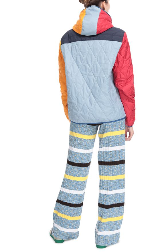 M MISSONI Down Jacket M x Save The Duck  Woman, Side view