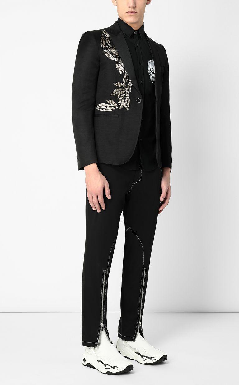 JUST CAVALLI Sequinned blazer Blazer Man d