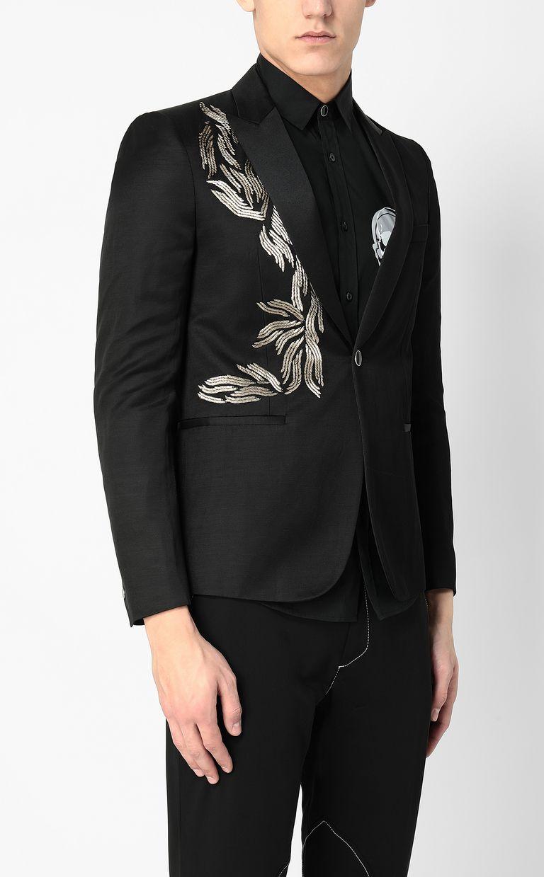 JUST CAVALLI Sequinned blazer Blazer Man r