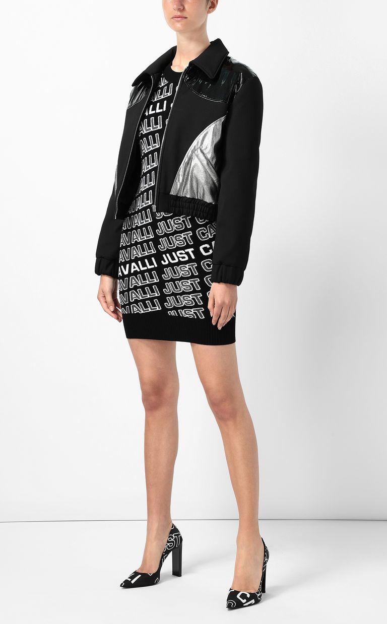 JUST CAVALLI Sporty jacket Jacket Woman d