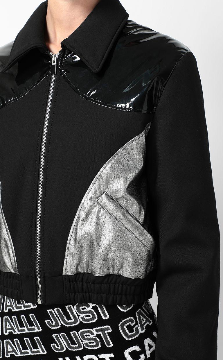 JUST CAVALLI Sporty jacket Jacket Woman e