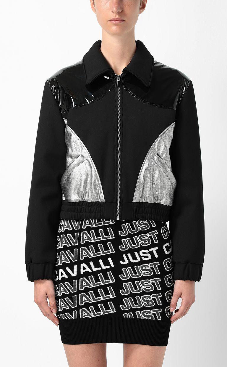 JUST CAVALLI Sporty jacket Jacket Woman r