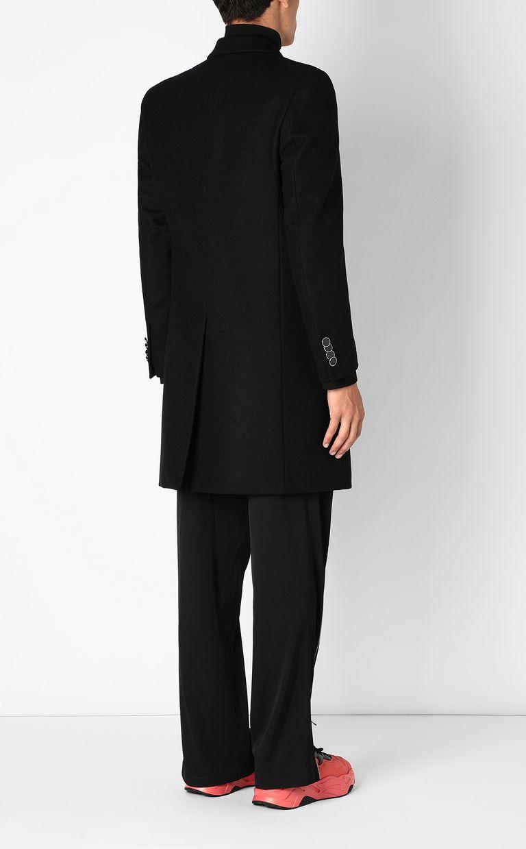 JUST CAVALLI Elegant coat Coat Man a