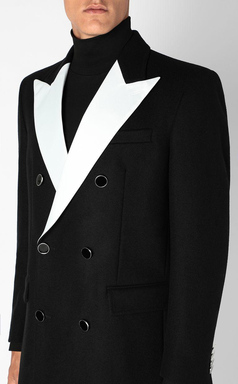 JUST CAVALLI Elegant coat Coat Man e