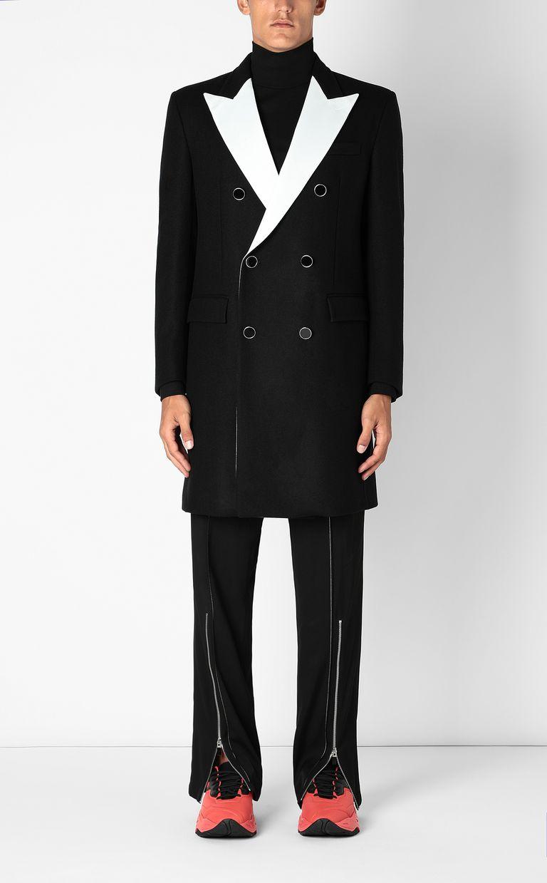 JUST CAVALLI Elegant coat Coat Man r