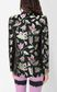 JUST CAVALLI Floral-patterned jacquard jacket Blazer Woman a