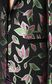 JUST CAVALLI Floral-patterned jacquard jacket Blazer Woman e