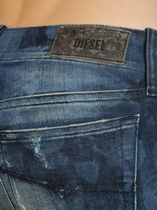 DIESEL GRUPEE-ZIP 0816Q Super skinny D d