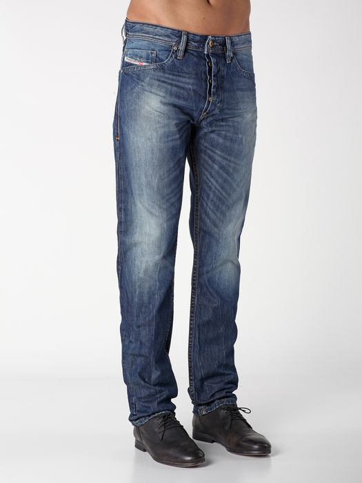 DIESEL BRADDOM 0814A REGULAR SLIM-CARROT U b