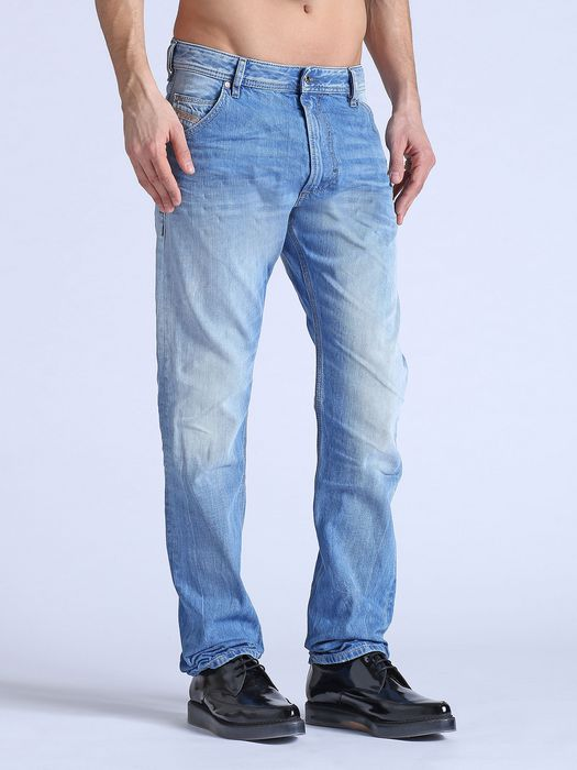 DIESEL KROOLEY 0827F REGULAR SLIM-CARROT U a