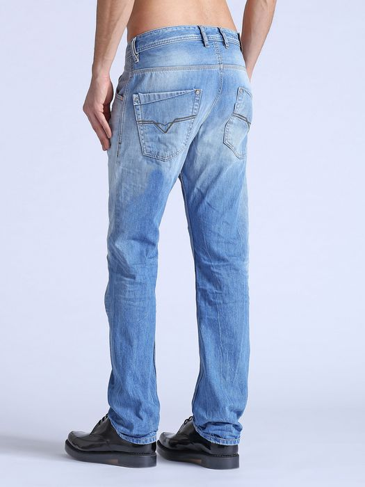 DIESEL KROOLEY 0827F REGULAR SLIM-CARROT U d