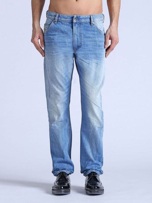 DIESEL KROOLEY 0827F REGULAR SLIM-CARROT U f