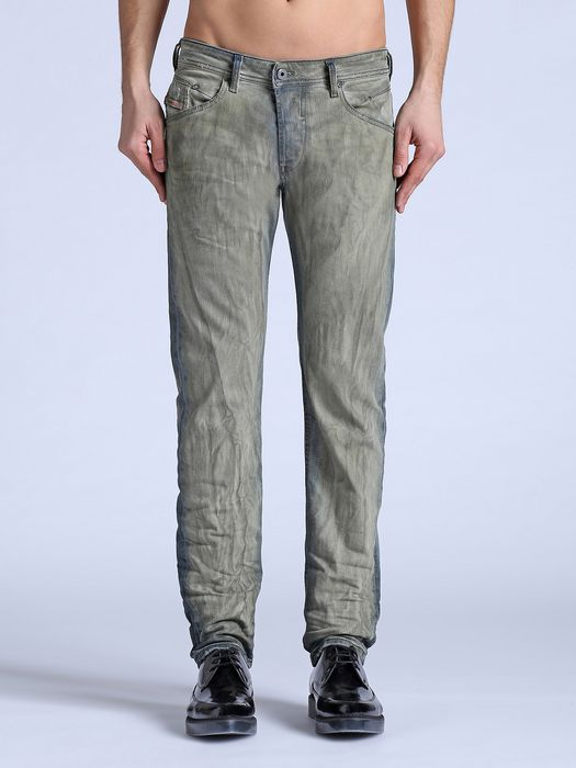 DIESEL BELTHER 0827T REGULAR SLIM-TAPERED U e