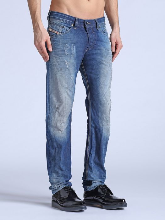 DIESEL BELTHER 0828T REGULAR SLIM-TAPERED U a