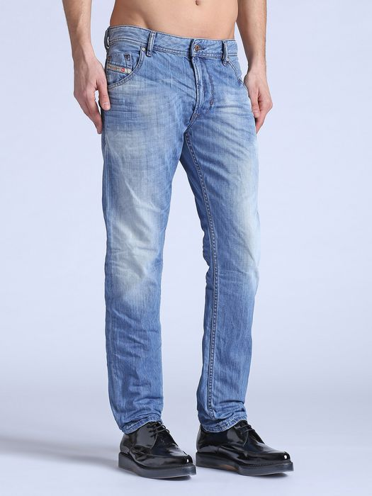 DIESEL KRAYVER 0826D REGULAR SLIM-CARROT U a