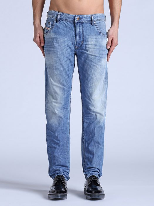DIESEL KRAYVER 0826D REGULAR SLIM-CARROT U e