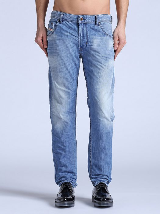 DIESEL KRAYVER 0826D REGULAR SLIM-CARROT U f