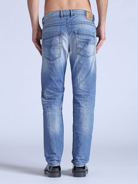DIESEL KRAYVER 0826D REGULAR SLIM-CARROT U r