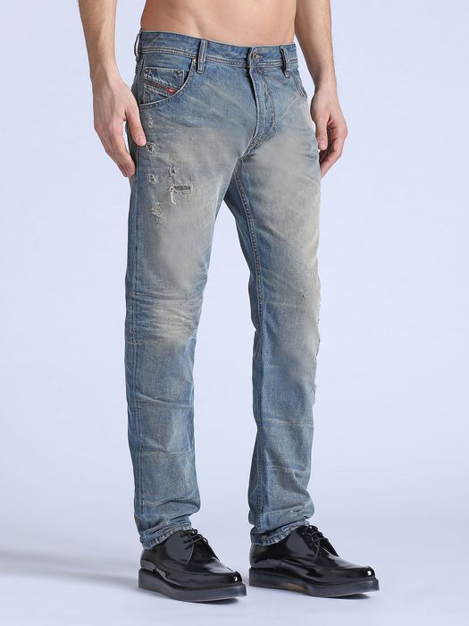DIESEL KRAYVER 0827X REGULAR SLIM-CARROT U a