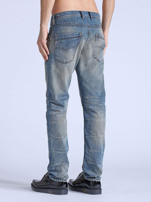 DIESEL KRAYVER 0827X REGULAR SLIM-CARROT U d