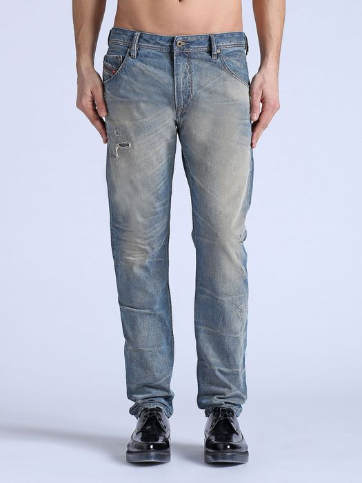 DIESEL KRAYVER 0827X REGULAR SLIM-CARROT U f