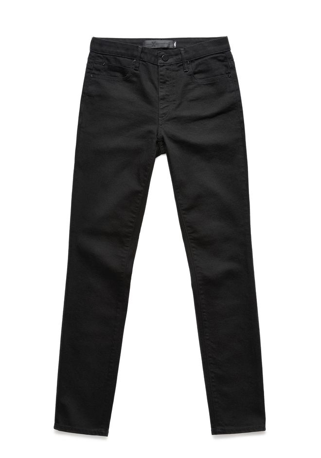 ALEXANDER WANG WANG 001 SLIM FIT DENIM Adult 12_n_a