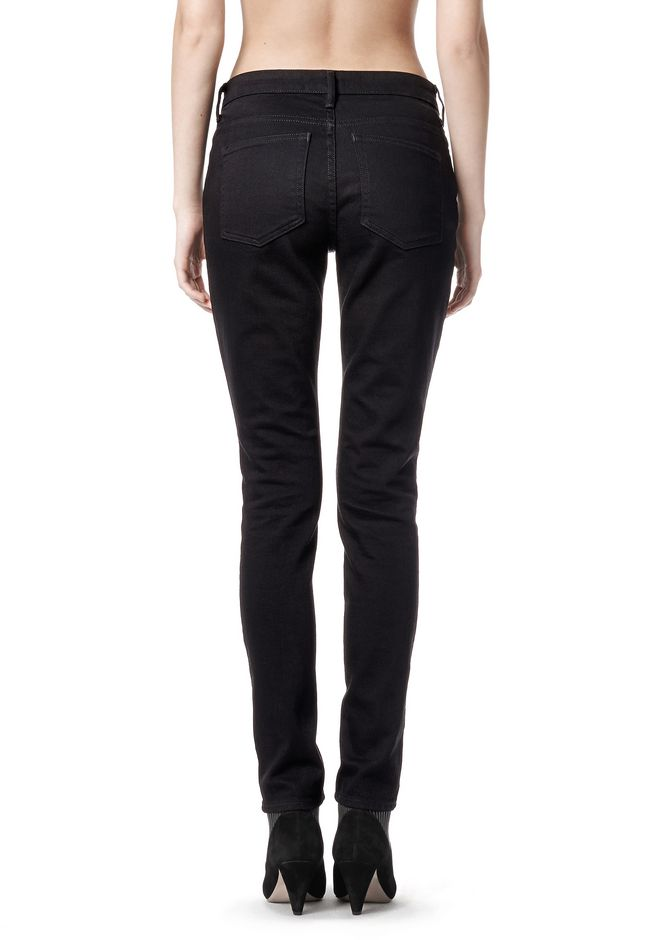 ALEXANDER WANG WANG 001 SLIM FIT DENIM Adult 12_n_d