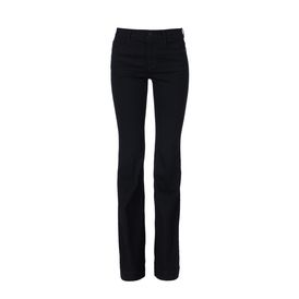 Black 70's Flare Jeans