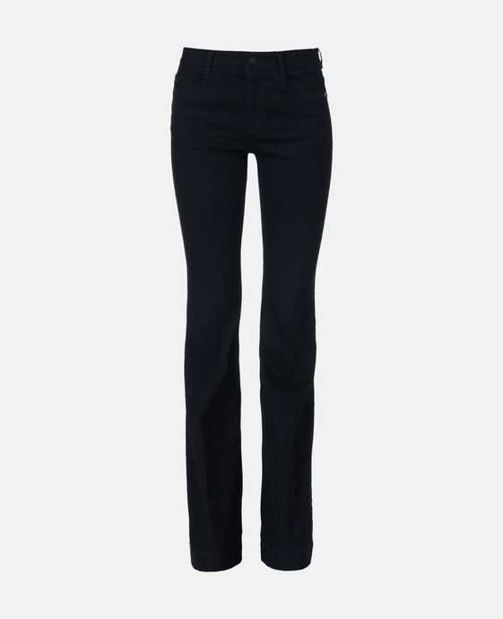 STELLA McCARTNEY Black 70's Flare Jeans Flared D c