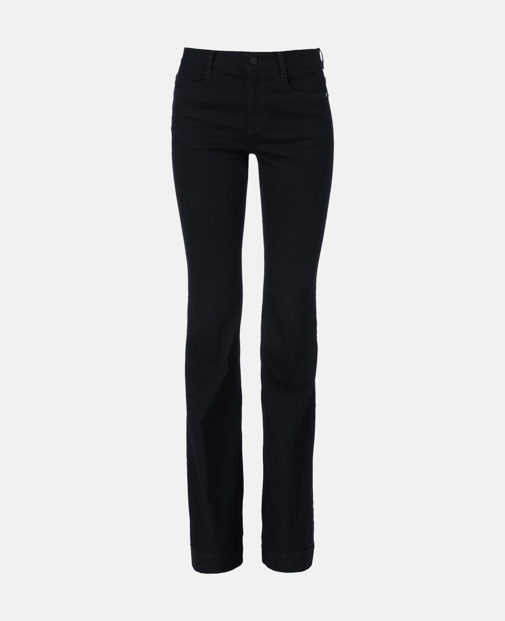 Black 70's Flare Jeans - STELLA MCCARTNEY