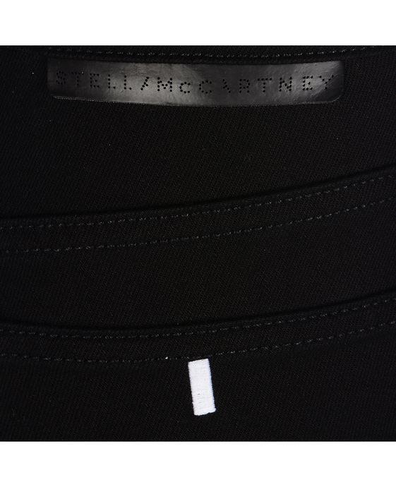 STELLA McCARTNEY Pitch Black 70's Flare Flared D p