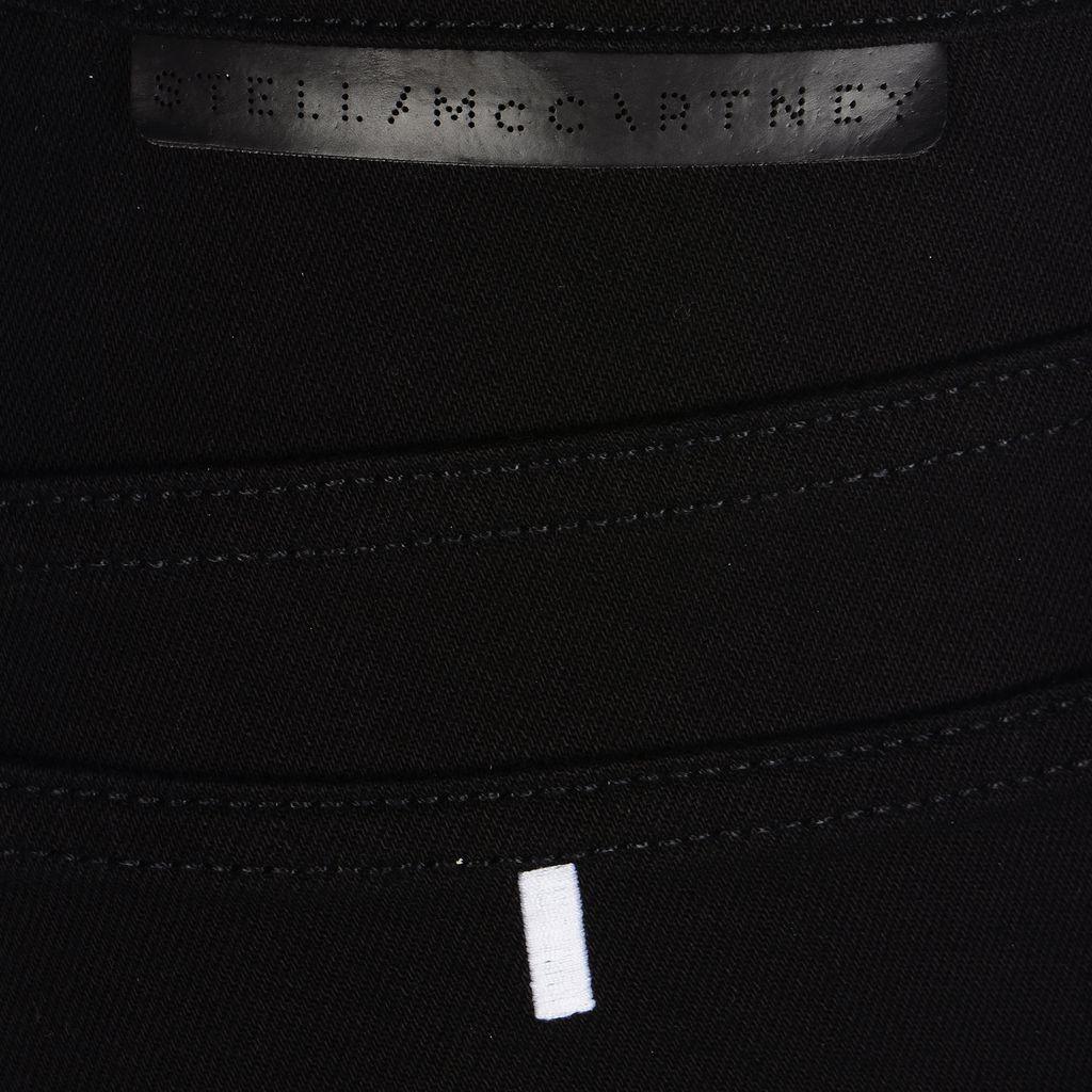 Pitch Black 70's Flare - STELLA MCCARTNEY