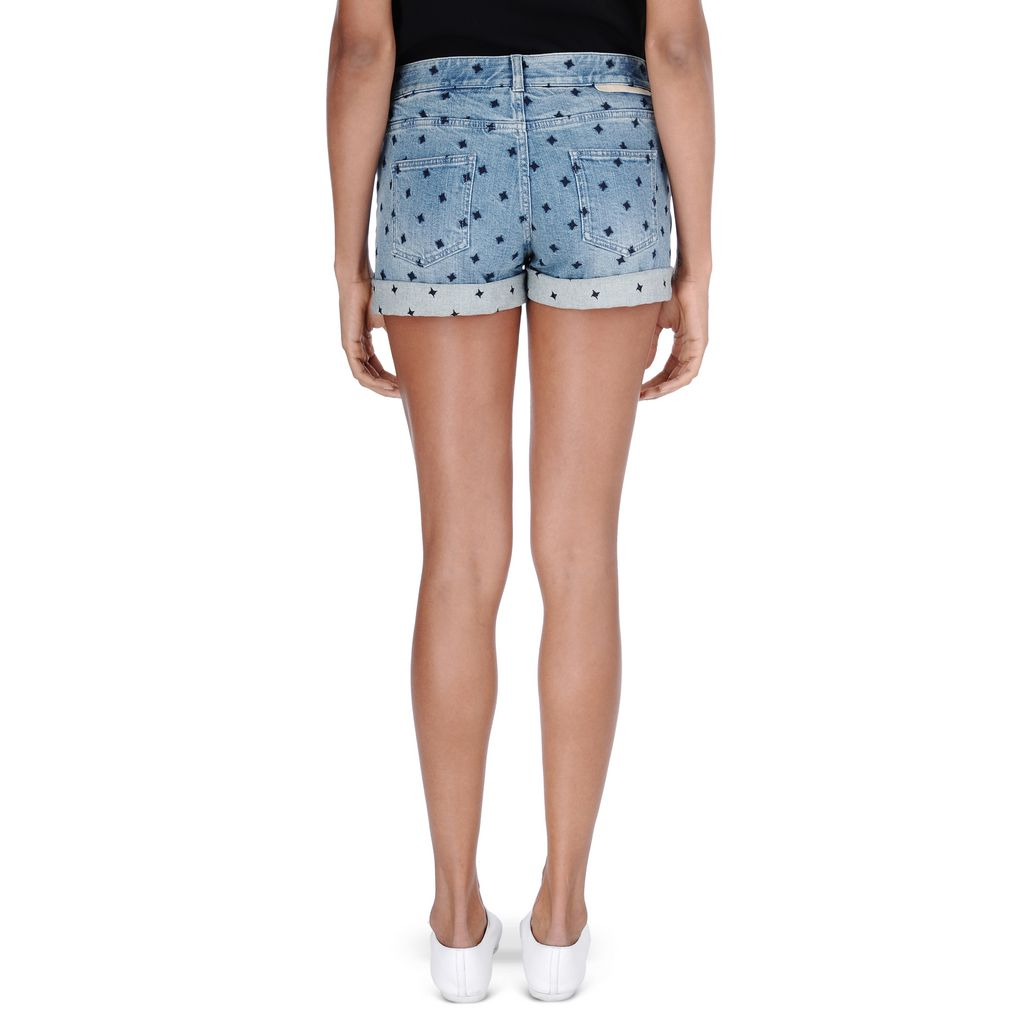 Star Tomboy Shorts - STELLA MCCARTNEY