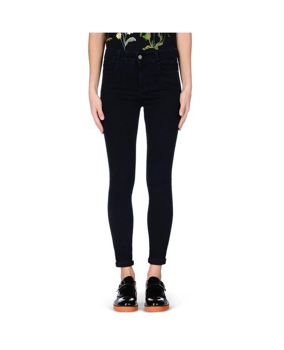 STELLA McCARTNEY High waisted Skinny Jeans Skinny Leg D i