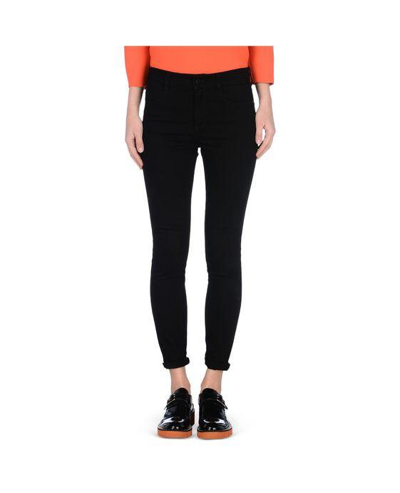 STELLA McCARTNEY Black High Waisted Skinny Jeans Skinny Leg D i