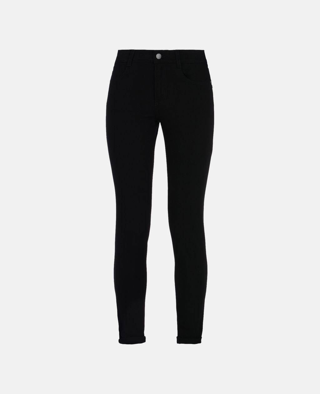 Black High Waisted Skinny Jeans - STELLA MCCARTNEY