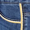 STELLA McCARTNEY Classic Blue 70's Flares Flared D a