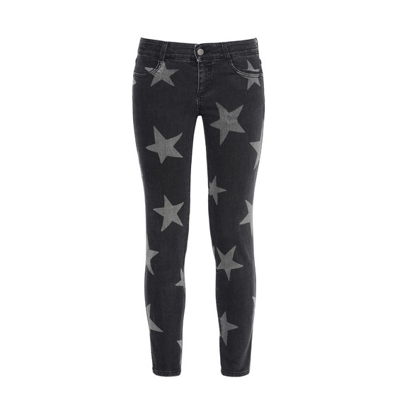 Skinny Ankle Grazer Star Jeans