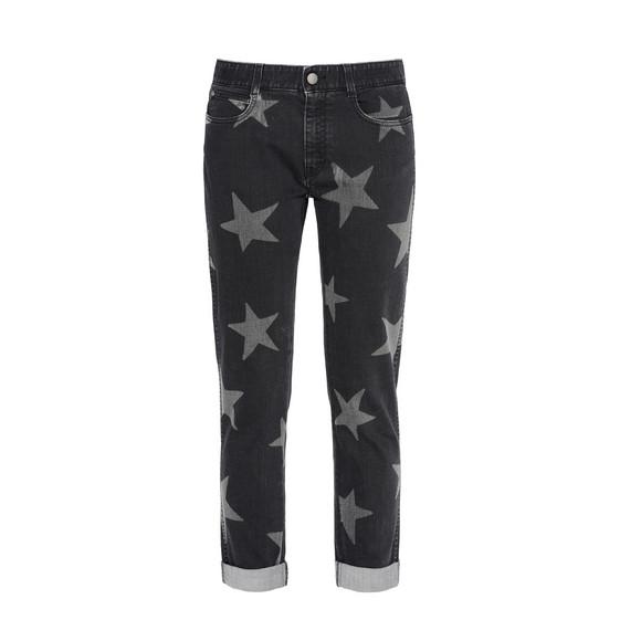 Skinny Boyfriend Star Jeans