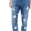 STELLA McCARTNEY Swan Skinny Boyfriend Jeans Boyfriend D a