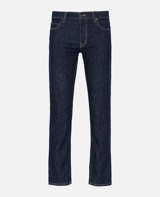 STELLA McCARTNEY MEN Raw Denim Straight Leg Jeans Men Straight Leg U c