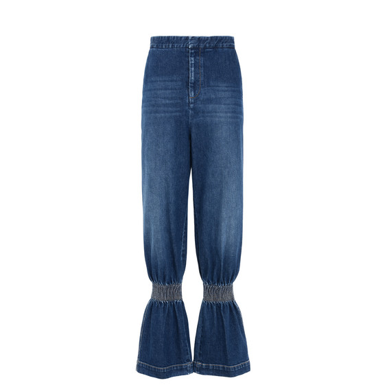 April Denim Trousers