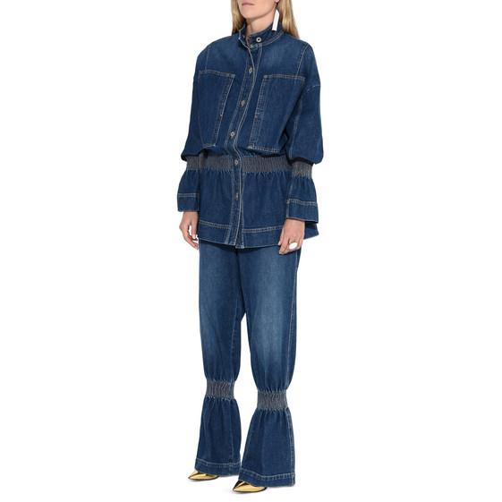 Pantalon April en denim