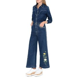 Nashville Denim Culottes