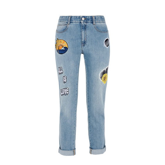 Surf Patch Jeans