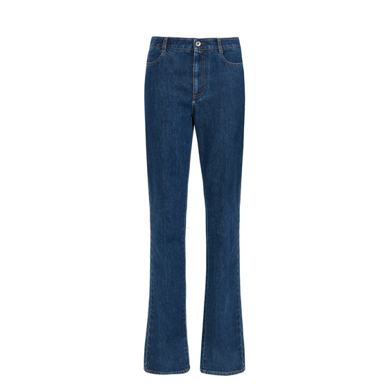 Jeans Malia Slim-Fit in Denim Organico