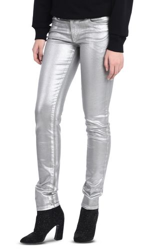 JUST CAVALLI Jeans D Jeggings with five pockets. f