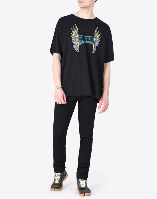 MAISON MARGIELA Slim fit black 5-pocket jeans Jeans [*** pickupInStoreShippingNotGuaranteed_info ***] d