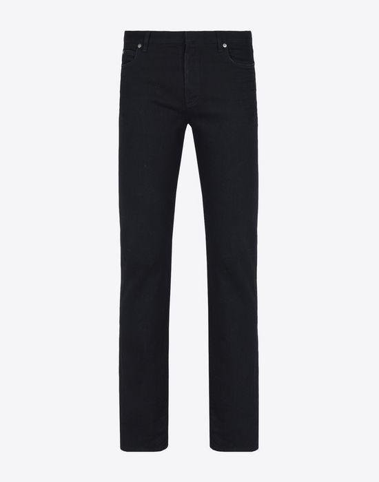 MAISON MARGIELA Slim fit black 5-pocket jeans Jeans [*** pickupInStoreShippingNotGuaranteed_info ***] f